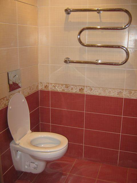 Первое помещение, куда Вы идёте утром - это ванная комната или